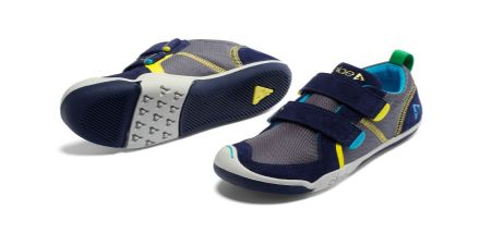 Plae TY Velcro Trainers (Navy)